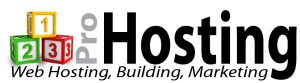 123 Pro Hosting logo